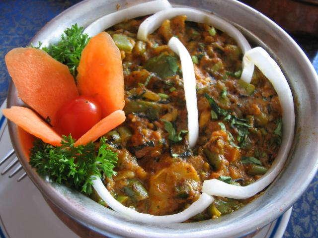 Kadai Vegetable