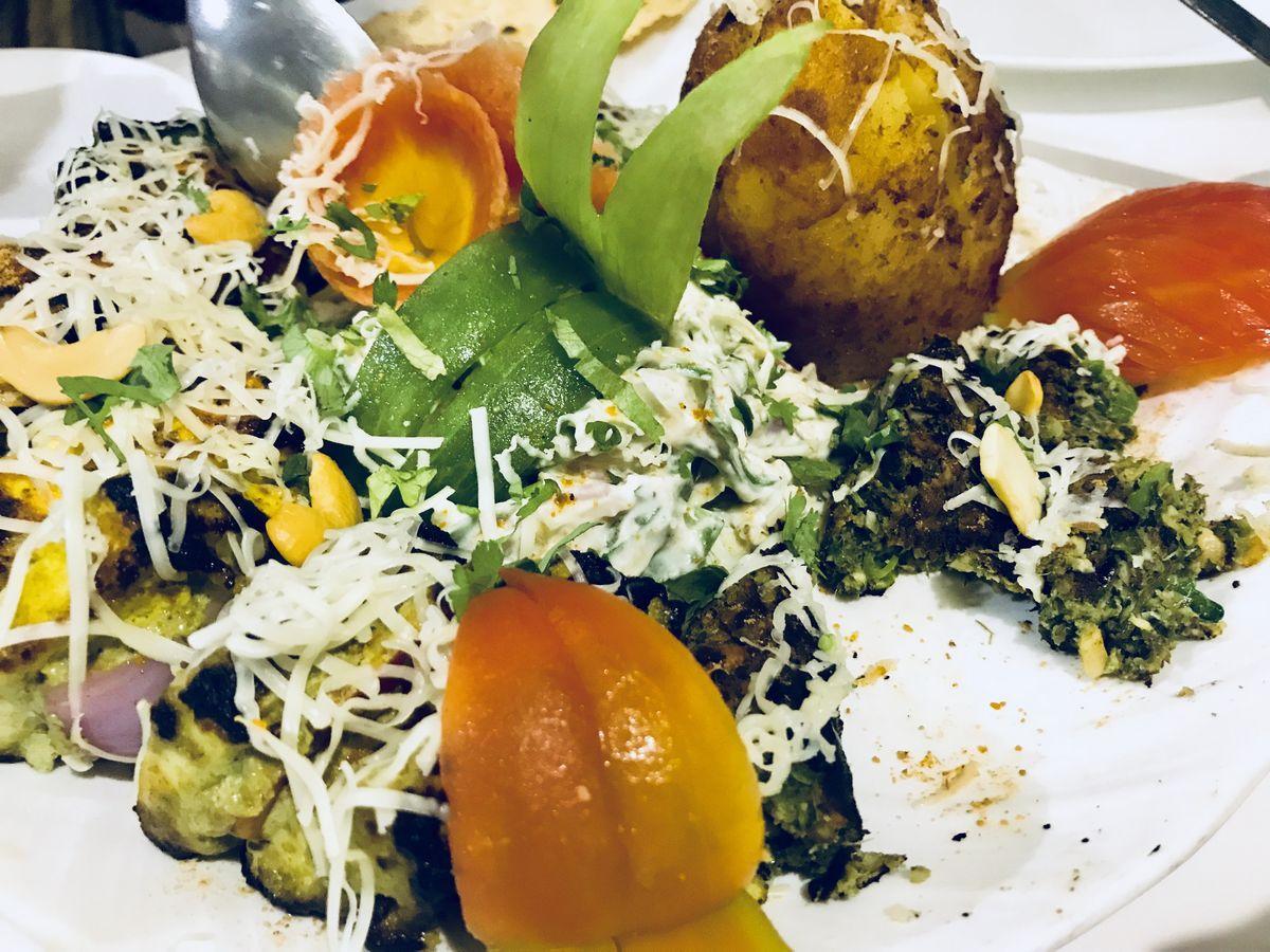 Tandoori Platter_Ekta Restaurant
